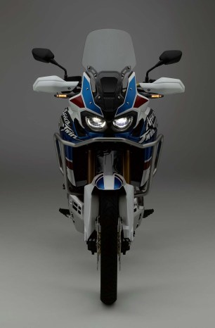 Is Honda Set to Upgrade the Africa Twin for 2020?