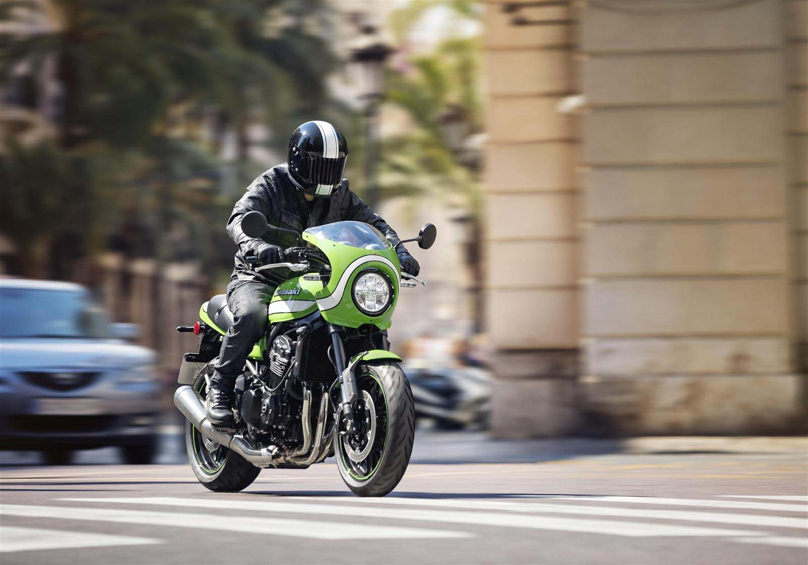 Kawasaki Ninja Z900RS Cafe Brings Modern To Retro