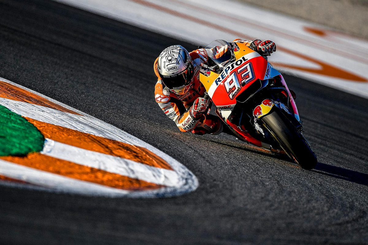 Wednesday MotoGP Summary at the Valencia Test