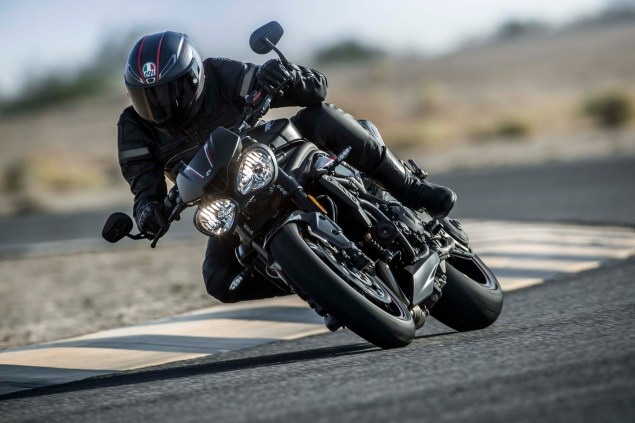 Gone Driving: Triumph Pace Triple RS