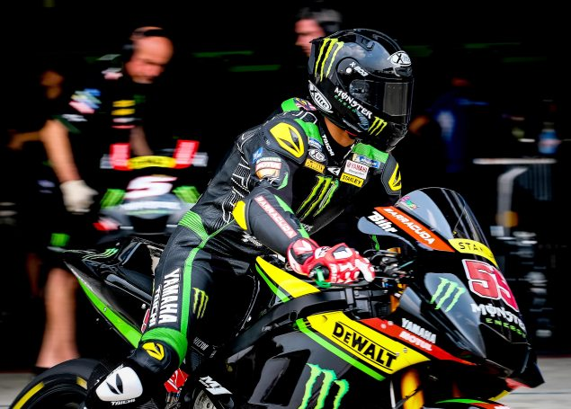 MotoGP: Hafizh Syahrin Will Exchange Folger at Tech three