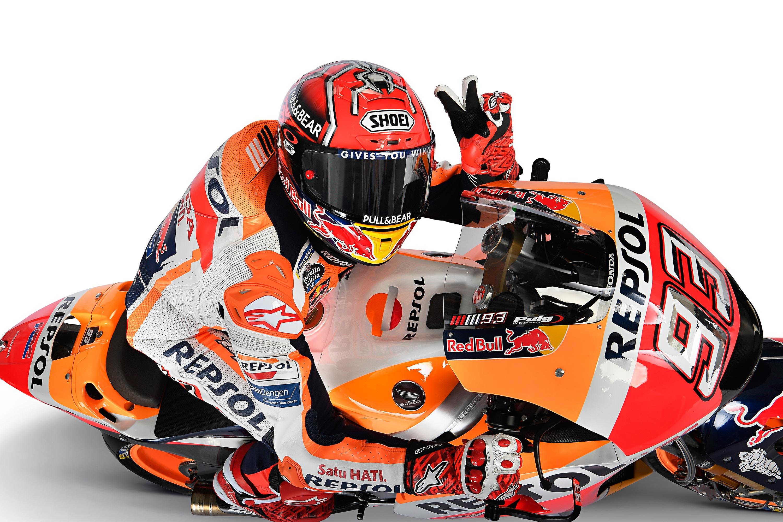 Hasil gambar untuk Marquez to stay at Repsol Honda in 2019 and 2020