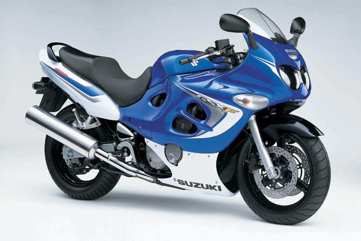 Used  Suzuki Gsxf