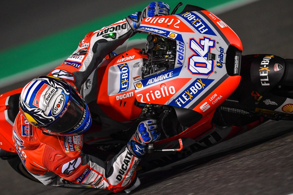 Friday MotoGP Summary at Qatar: Winter Is Over, And Silly Season Is Here