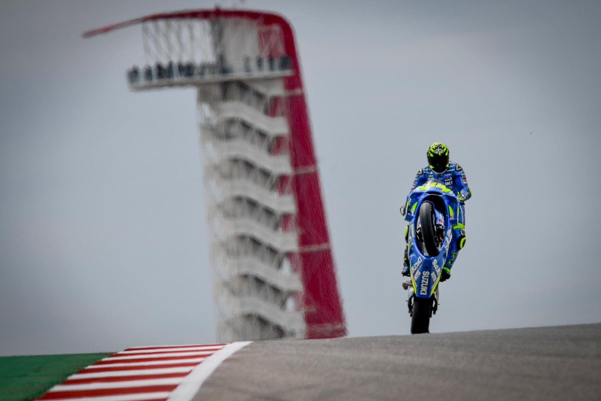 Friday MotoGP Summary at Austin: Bumps And Dirt, Marquez's Superiority, & New Rules Incoming