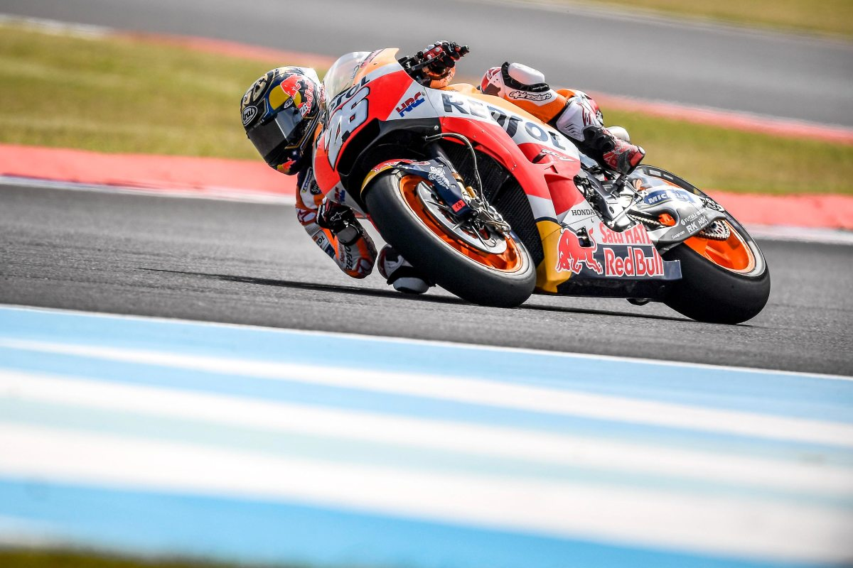 Dani Pedrosa to Race in the Americas GP