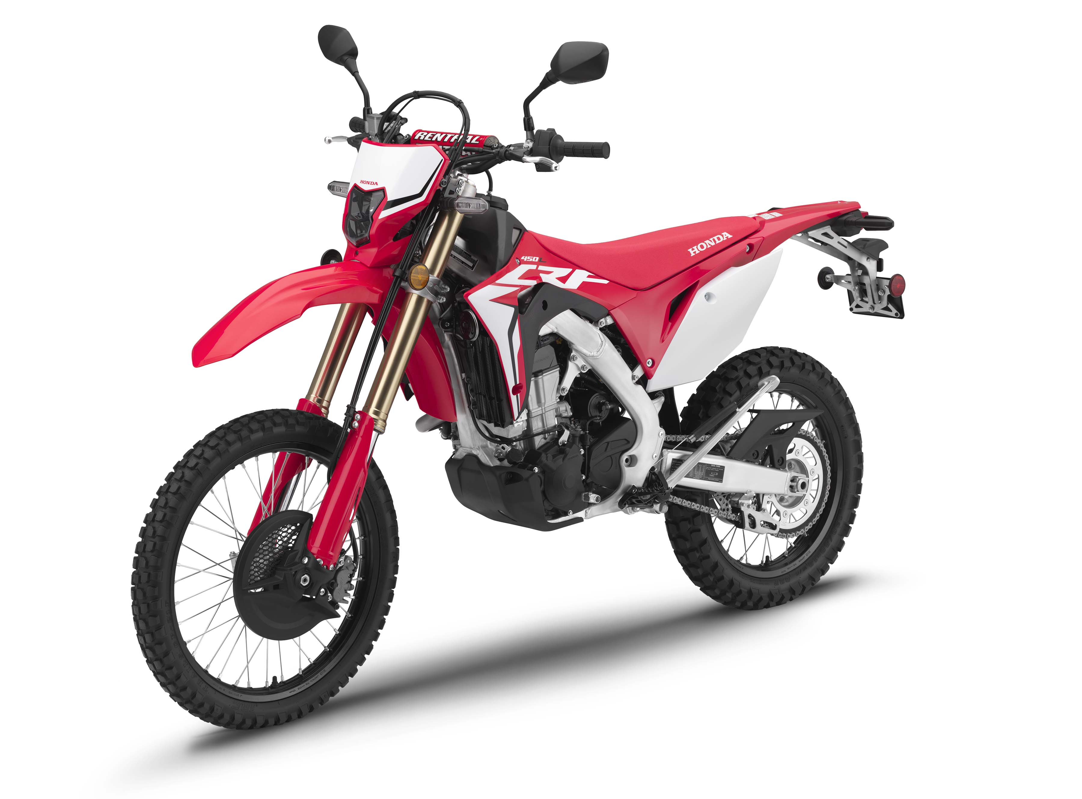 2019 Honda Crf450l Dual Sport Debuts Pink Dirt Bike Hopefully This Means That Other Brands Will Follow Hondas Lead And We See More 450cc Sports On The Market In Coming Years