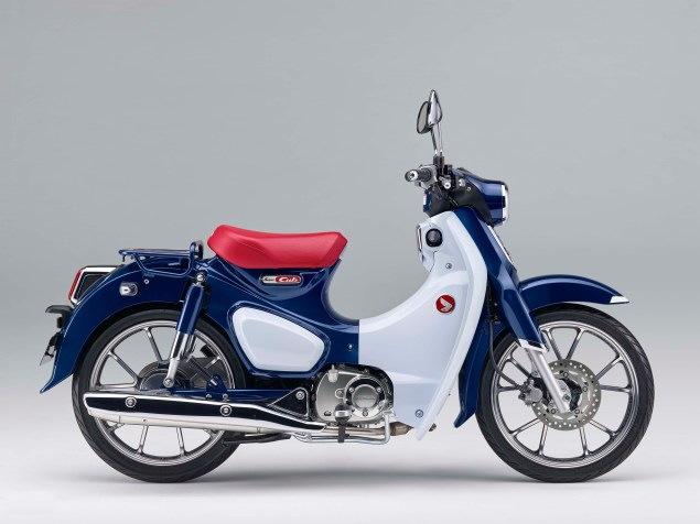 the honda super cub is finally coming back to the usa asphalt rubber. Black Bedroom Furniture Sets. Home Design Ideas