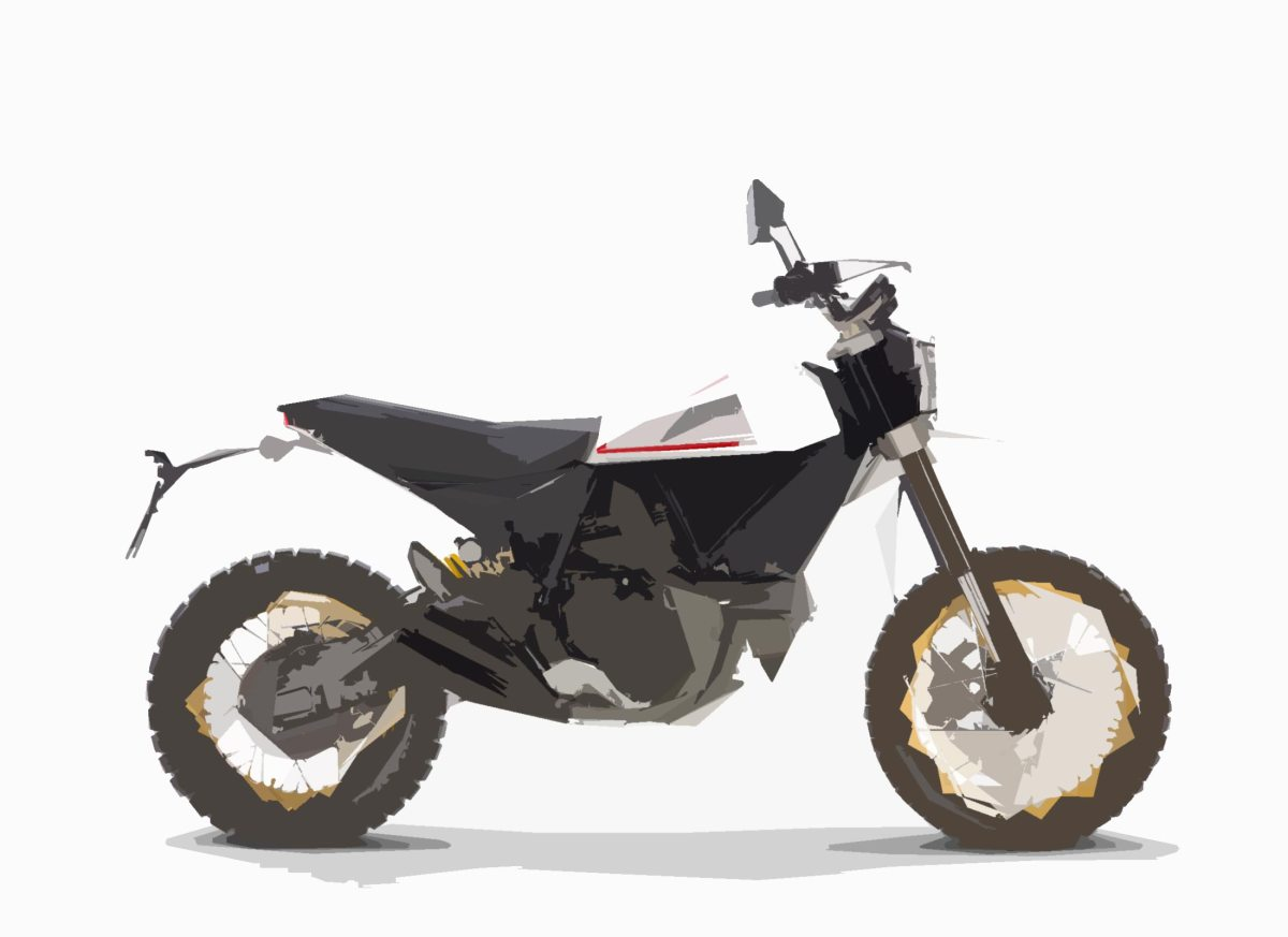 A Ducati Scrambler Desert Sled 1100 on the Way?
