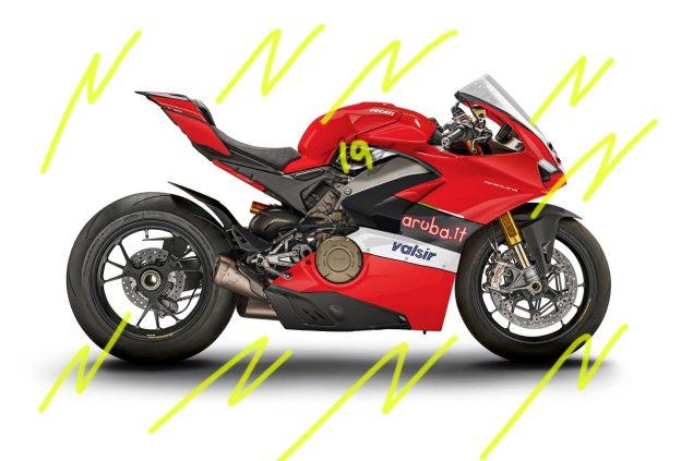Has Anyone Put  On Ducati
