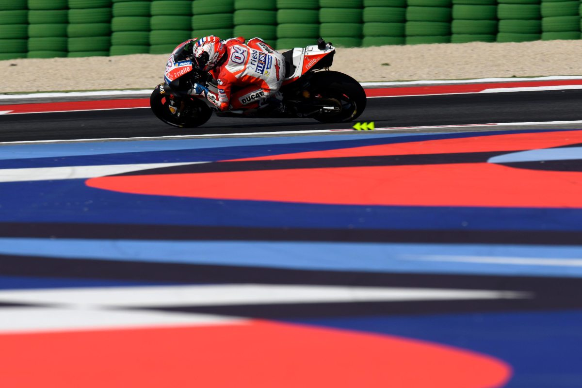 Ducati Prepares for the Race at Its Misano Private Test, While Yamaha Prepares for the Future