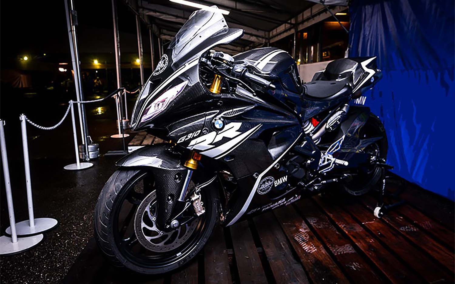 Hello, Are You the New BMW G310RR Supersport? - Asphalt ...