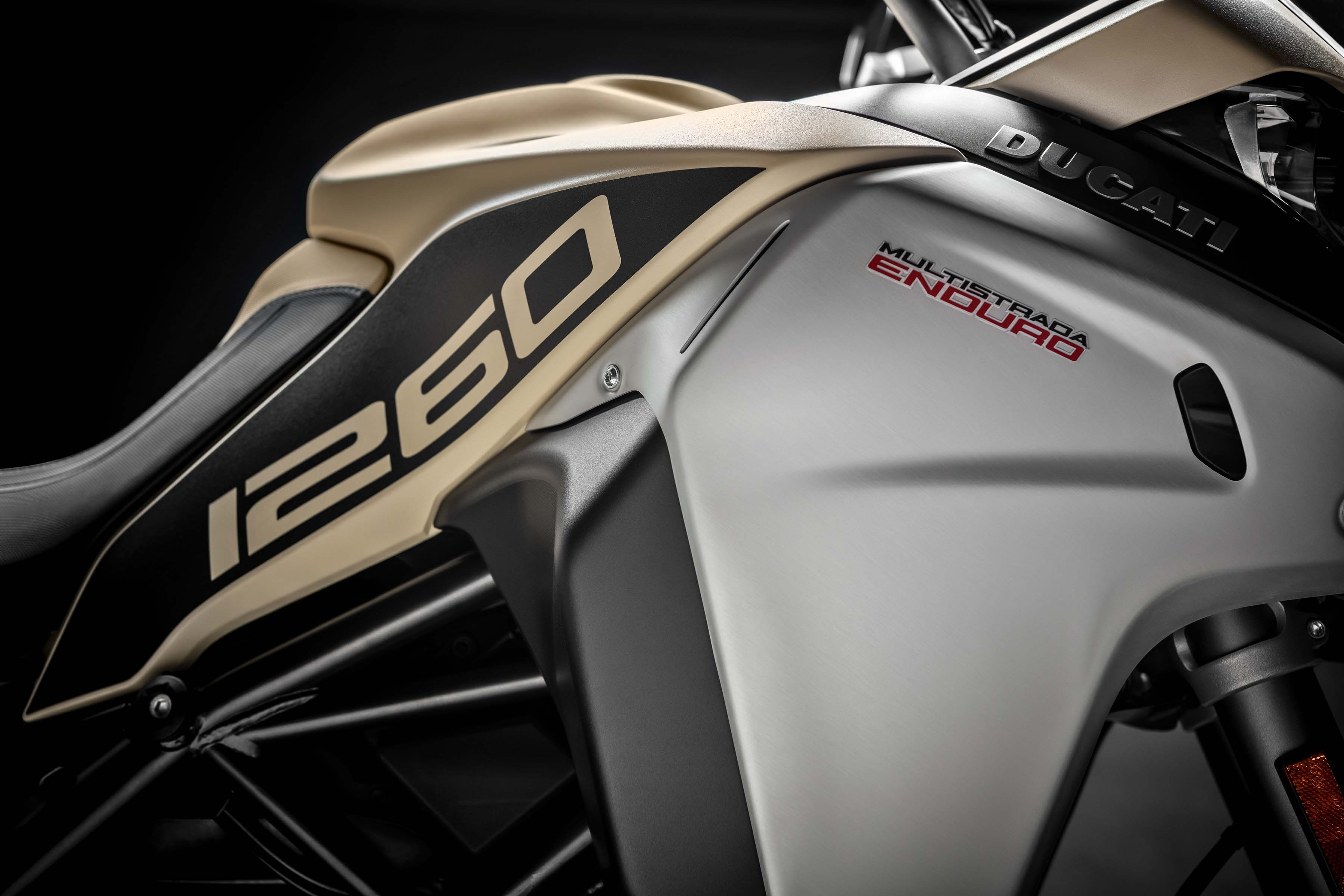 Ducati Multistrada 1260 Enduro Debuts For 2019 Asphalt