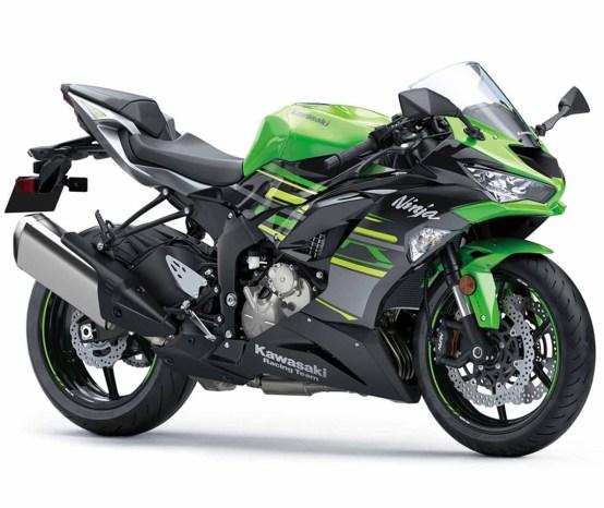 """Here Is the """"New"""" 2019 Kawasaki Ninja ZX-6R"""