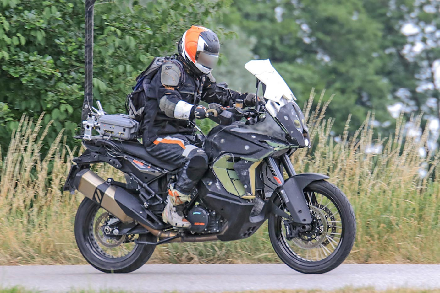 Updates Coming to the KTM 1090 Adventure