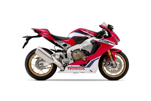 New Colour Fireblade for 2019