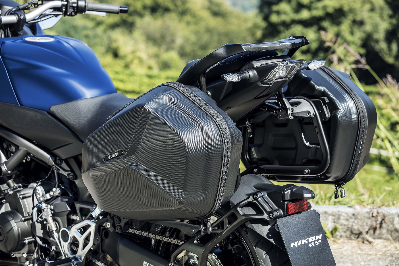 Yamaha Niken Gt Brings Proper Sport Touring To Three Wheels