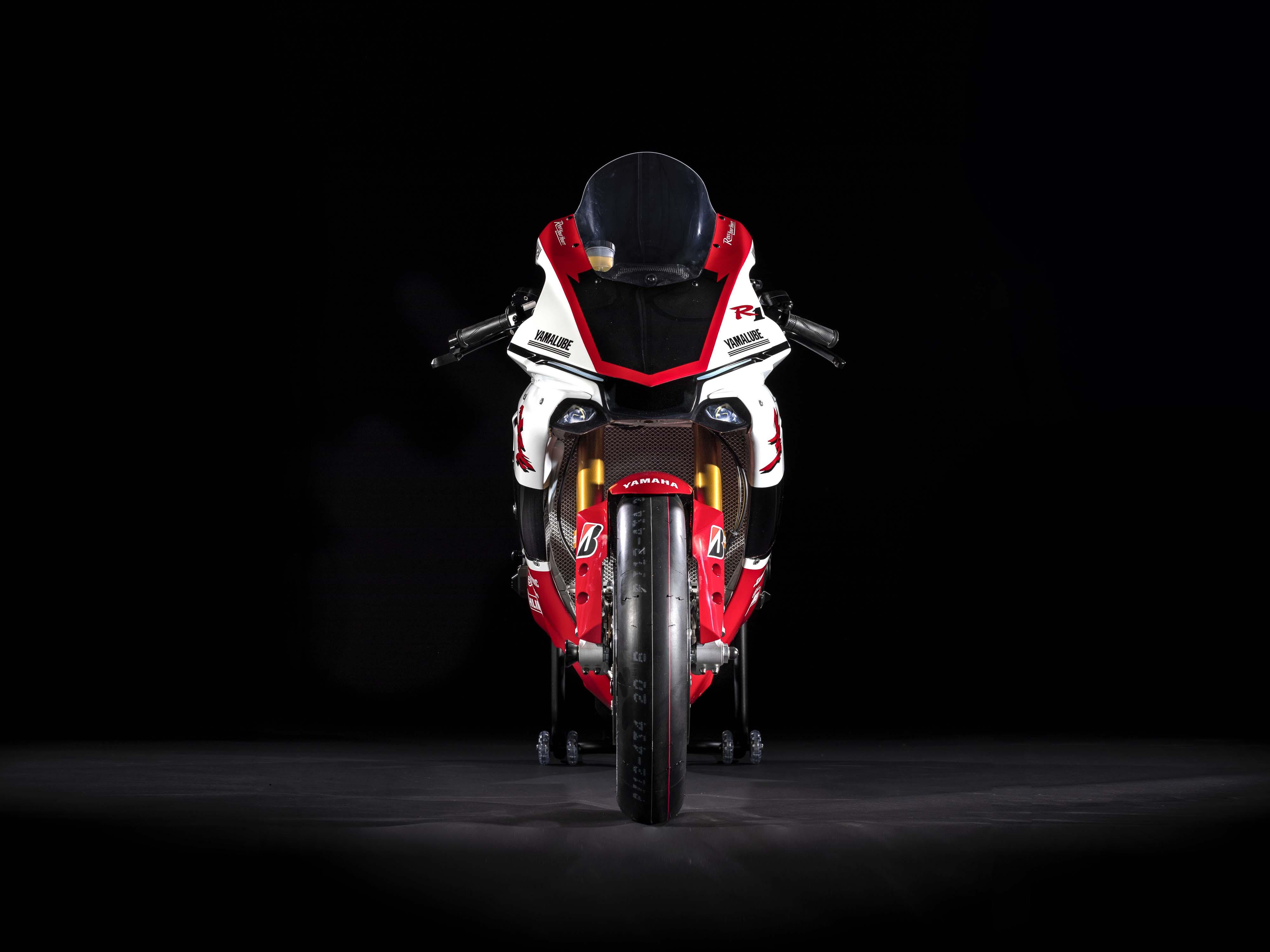 The Yamaha YZF-R1 GYTR Superbike Celebrates 20 Years of the
