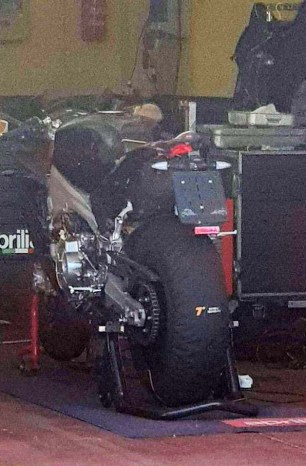 Aprilia RS 660 Caught Testing, Looks Ready for Production