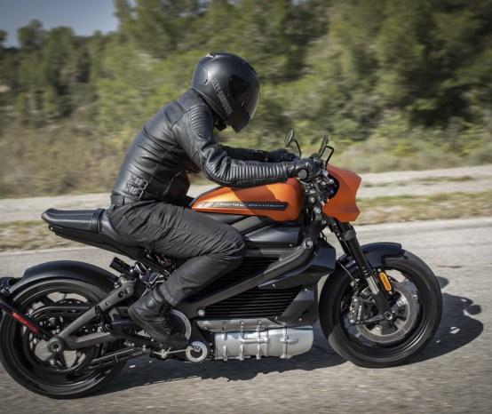 Harley-Davidson Livewire Priced at $29,799