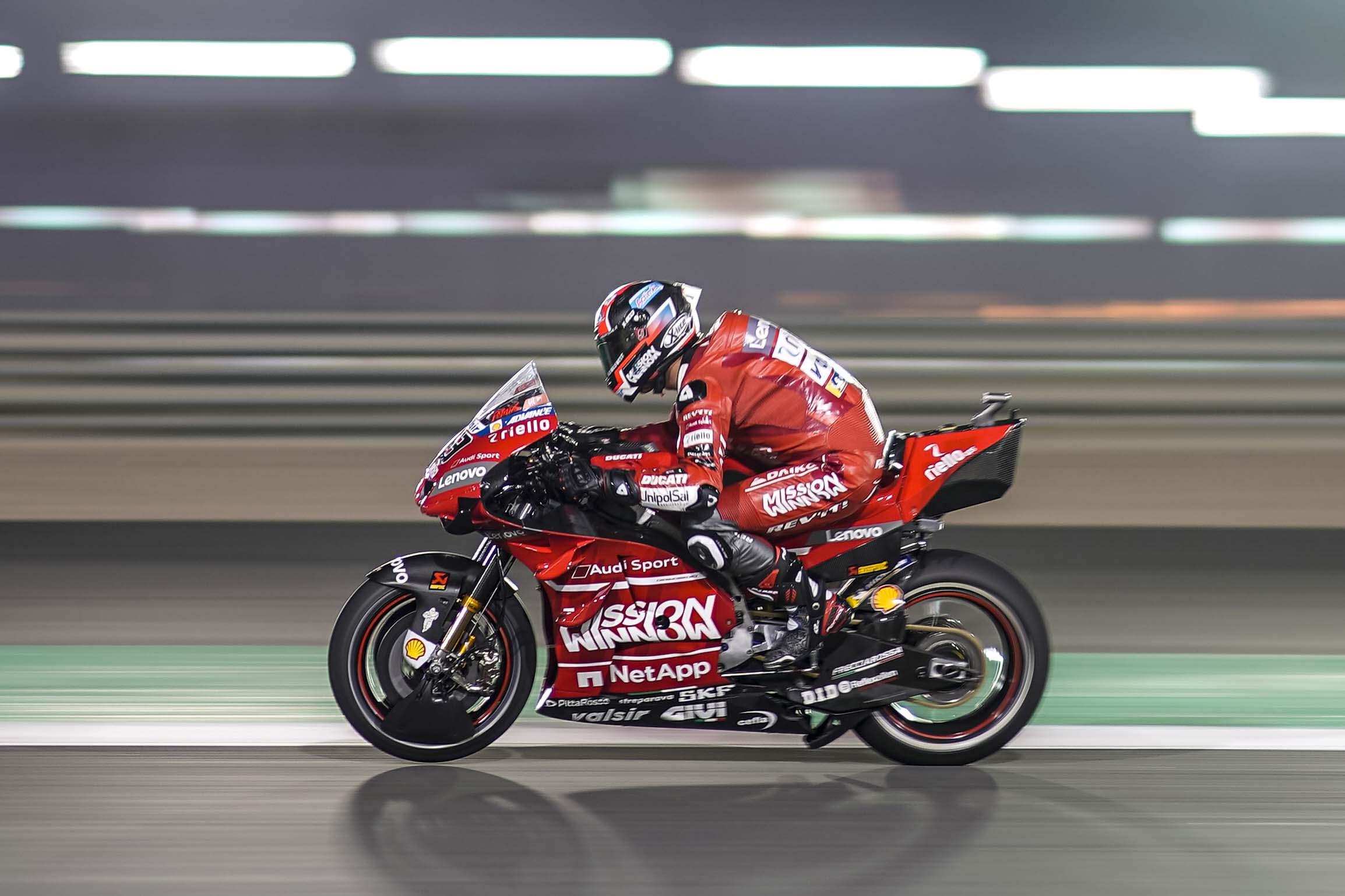 Is Ducati's Aerodynamic Swingarm MotoGP Legal? Factories