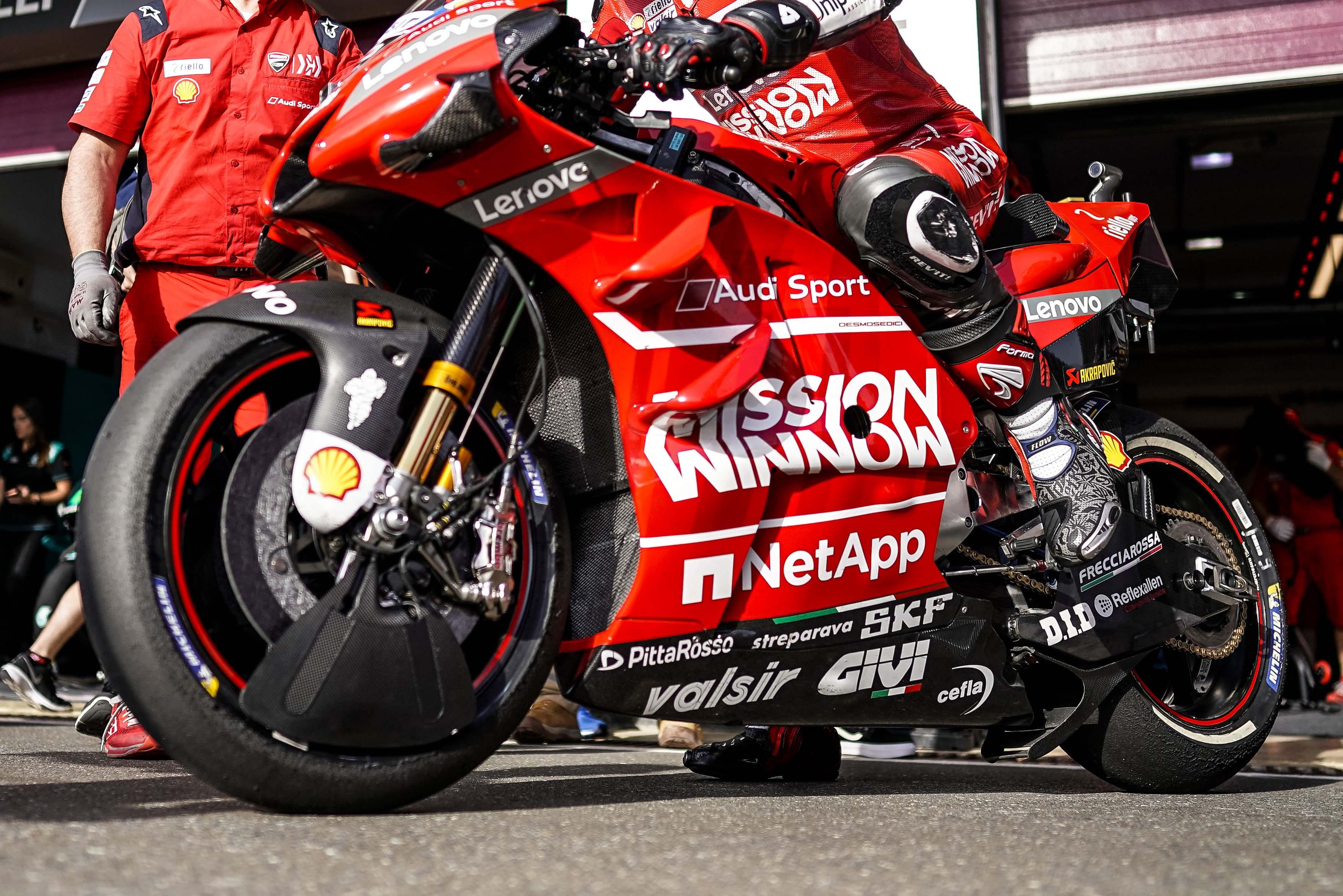 Calendario Motogp 2020 Pdf.Is Ducati S Aerodynamic Swingarm Motogp Legal Factories