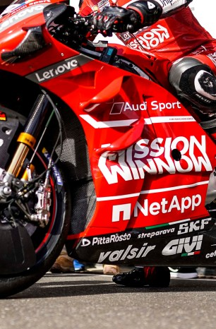 Is Ducati's Aerodynamic Swingarm MotoGP Legal? Factories Protest