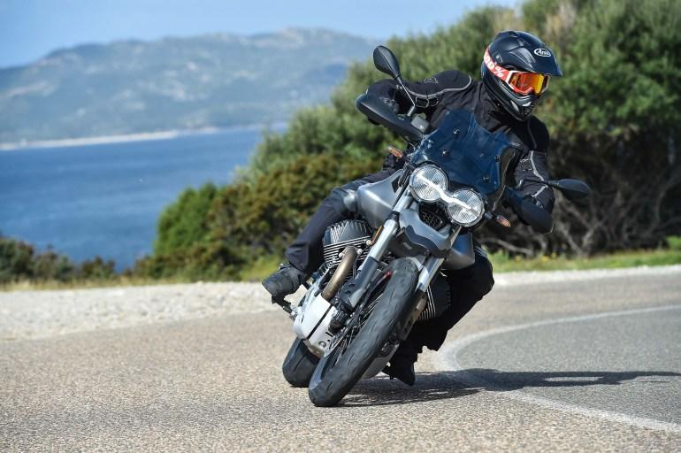 Riding the Moto Guzzi V85 TT, A Review - Asphalt & Rubber