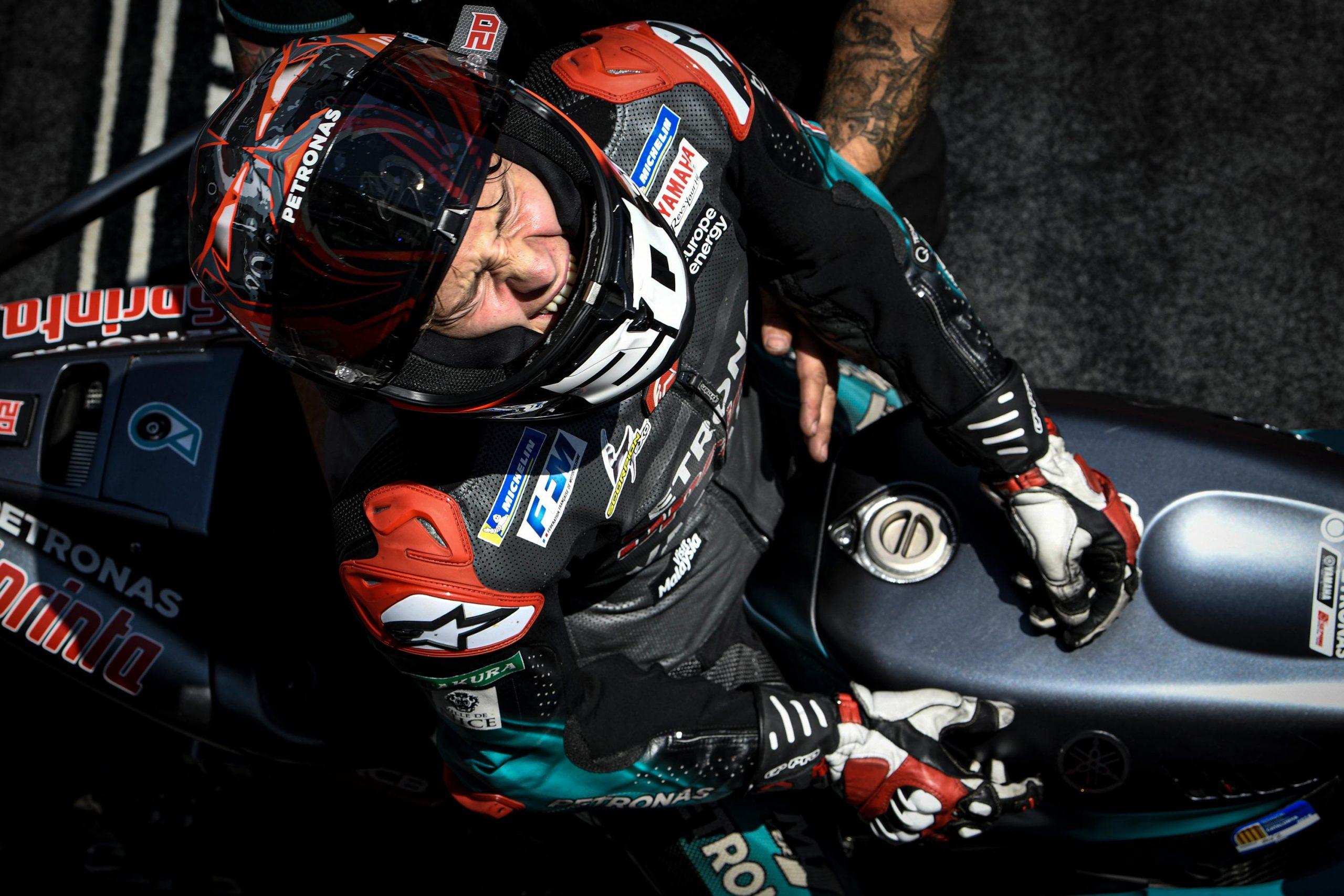 Fabio Quartararo S Paul Ricard Practice Bike And Whether The Punishment Will Fit The Crime Asphalt Rubber