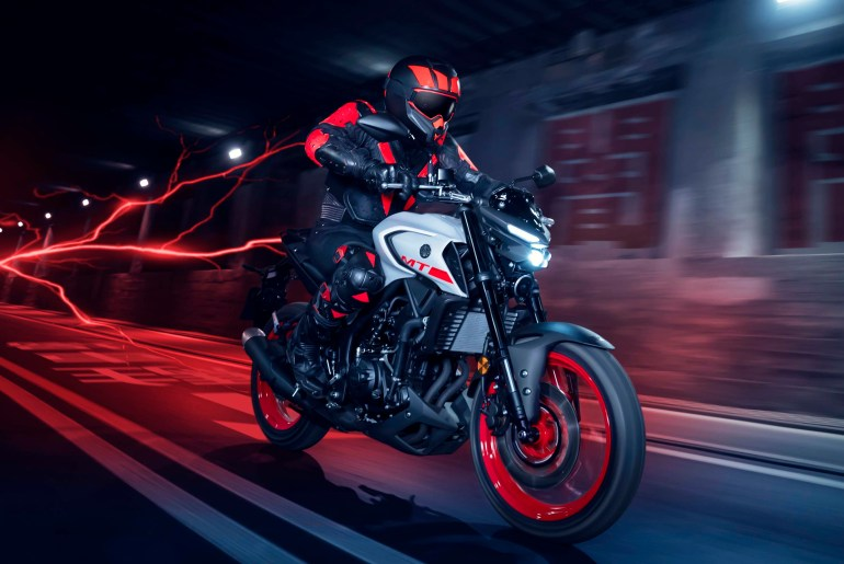 The Yamaha Mt-03 Finally Comes To The Usa As A 2020 Model - Asphalt  Rubber-2876