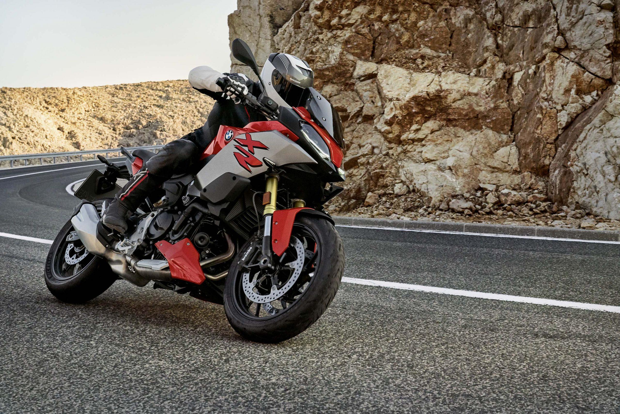Подробнее о падении продаж BMW Motorrad в 2020 году