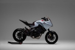 Honda's Rome R&D Centre proudly unleashes the CB4X at EICMA