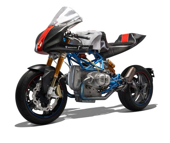 This Air-Cooled BMW Race Bike from Scott Kolb is Killer