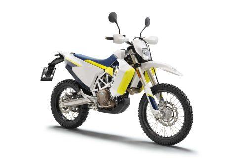 Husqvarna 701 Enduro LR long range fuel kit
