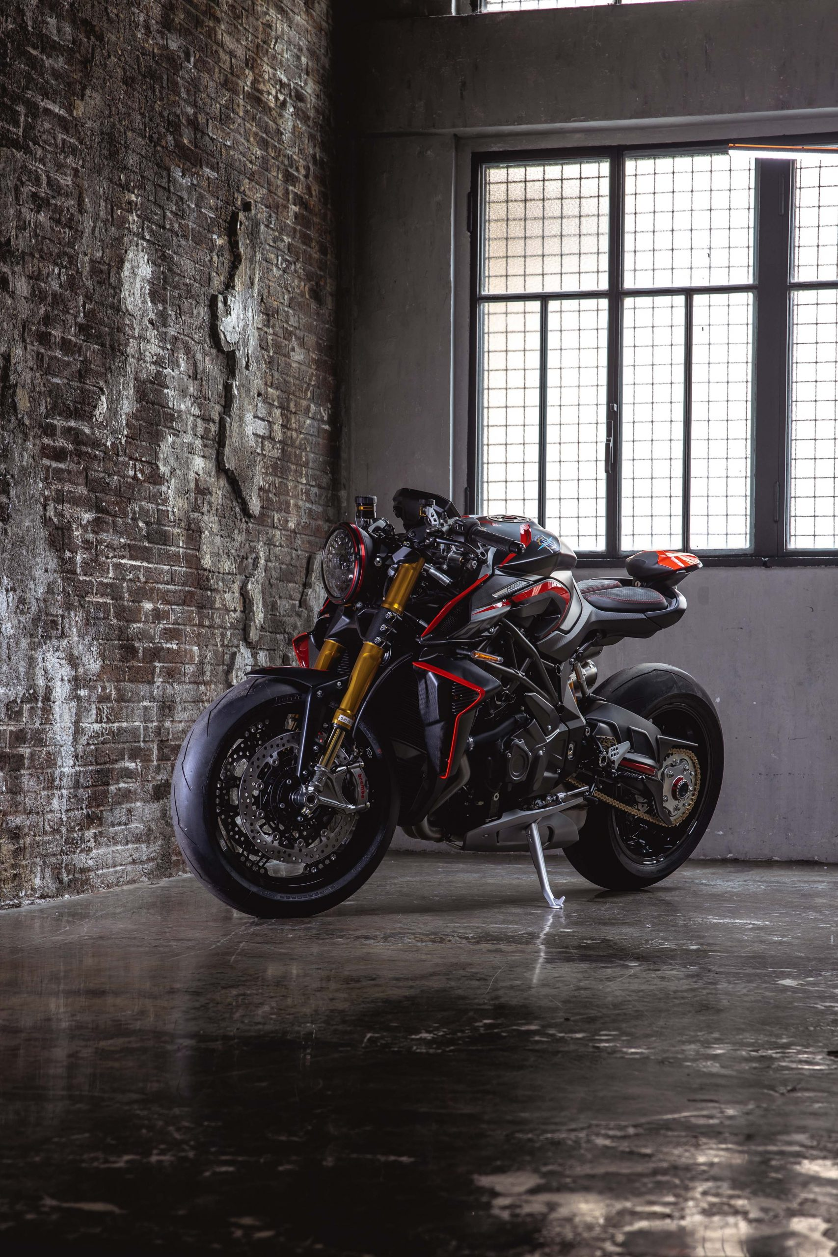 The New MV Agusta Rush 1000 Goes Into Production in June