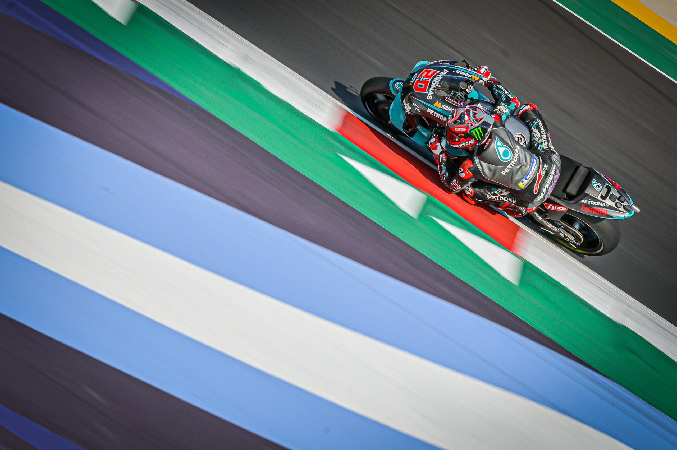 Остин и Аргентина исключены из календаря MotoGP на 2021 год