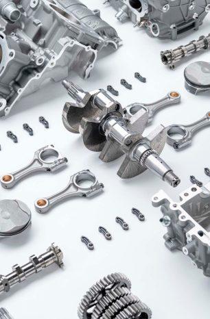 Ducati V4 Granturismo Engine Debuts w/o Desmodromics