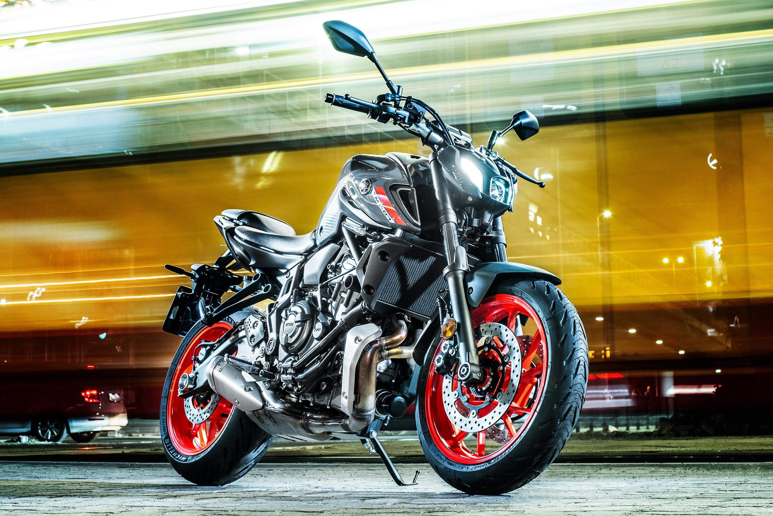 Yamahas MT-07 gets small update for 2021 | MCN