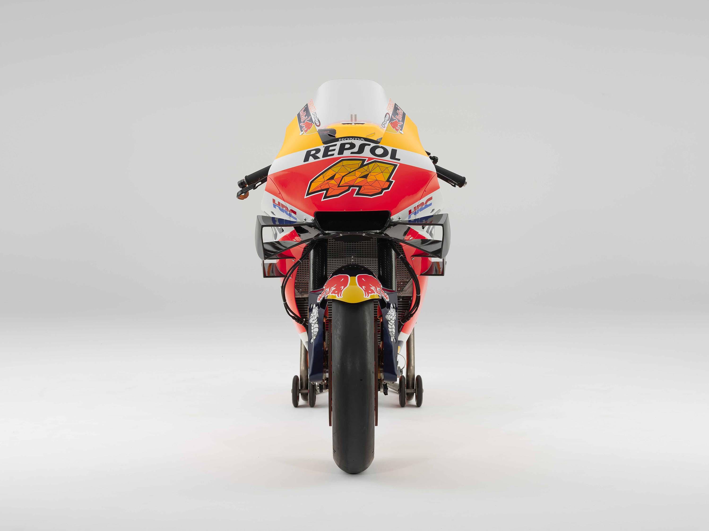 Мега галерея: запуск команды Repsol Honda MotoGP 2021