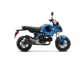 2022 Honda Grom ABS Candy Blue RHP
