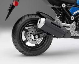 2022 Honda Grom Rear wheel