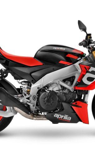 Aprilia Tuono V4 Gets a Facelift and More for 2021