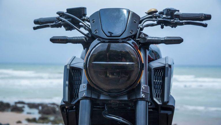 CB650R BMX by Werther, France