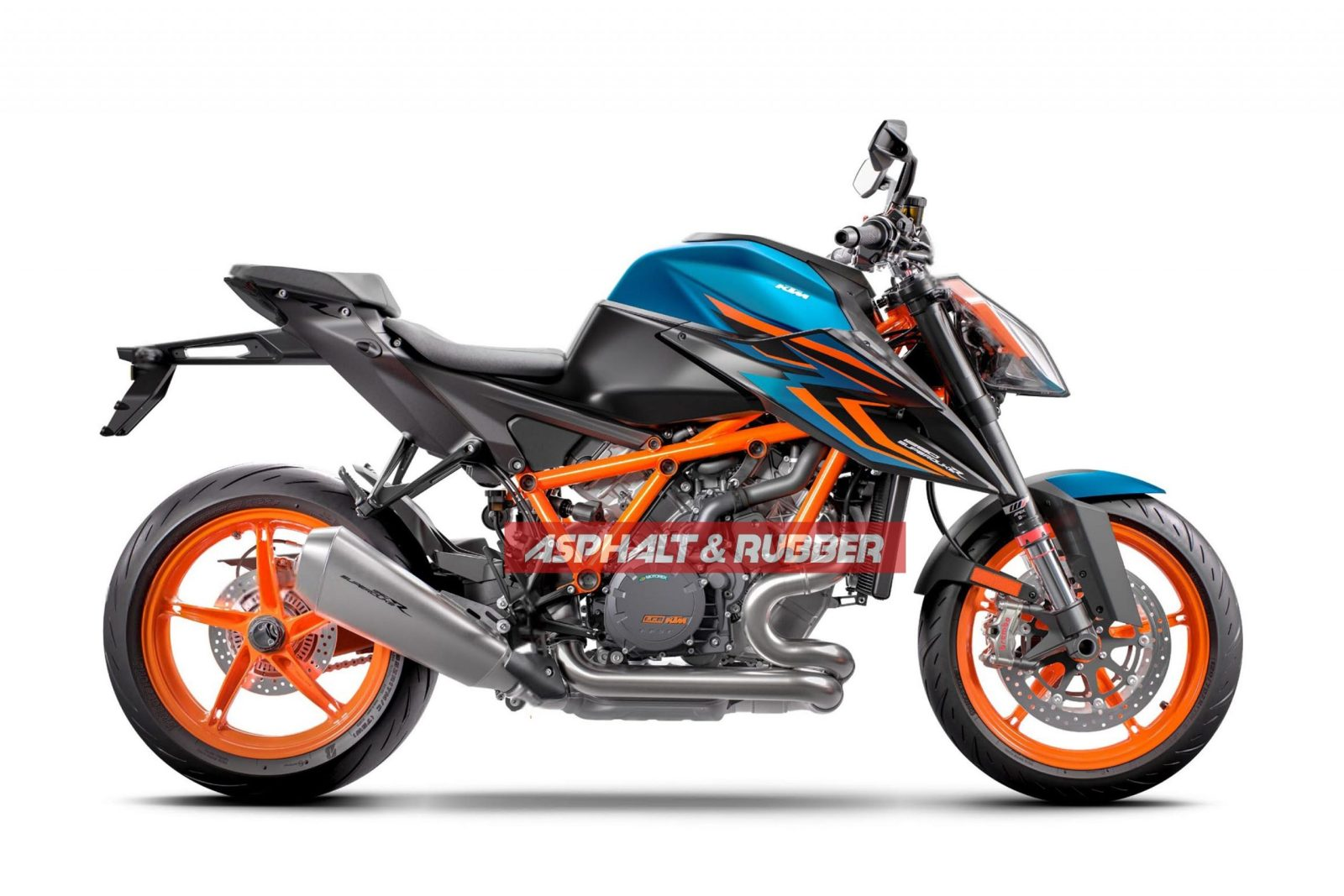 A KTM 1290 Super Duke R EVO Is Coming to the USA for ,600