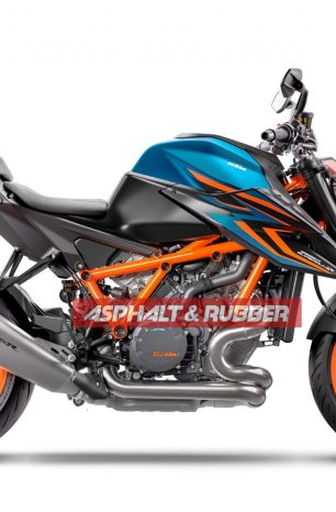 A KTM 1290 Super Duke R EVO Is Coming to the USA for $19,600