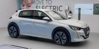 Genve 2019: Peugeot 208 et e