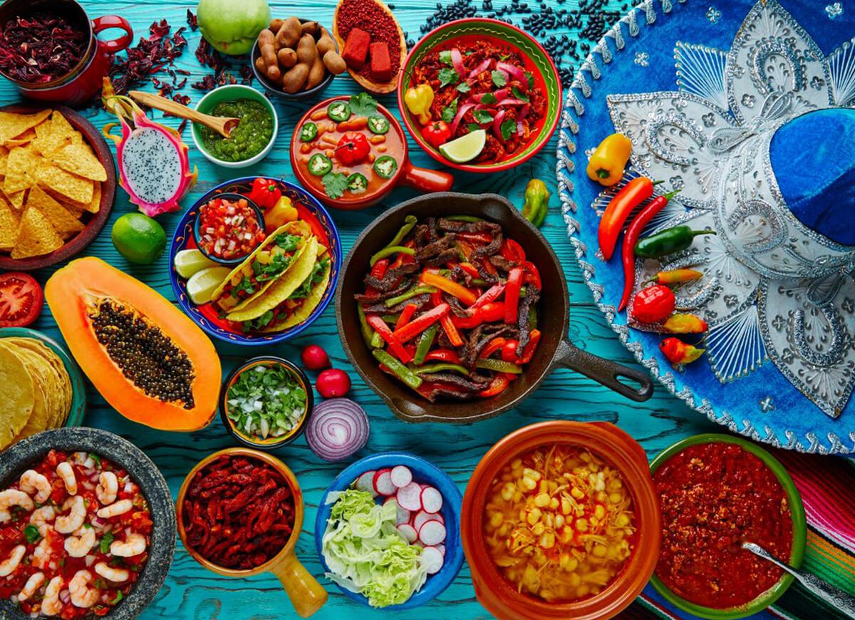 Cocina Mexicana Tradicional  ASPIC Instituto Gastronmico