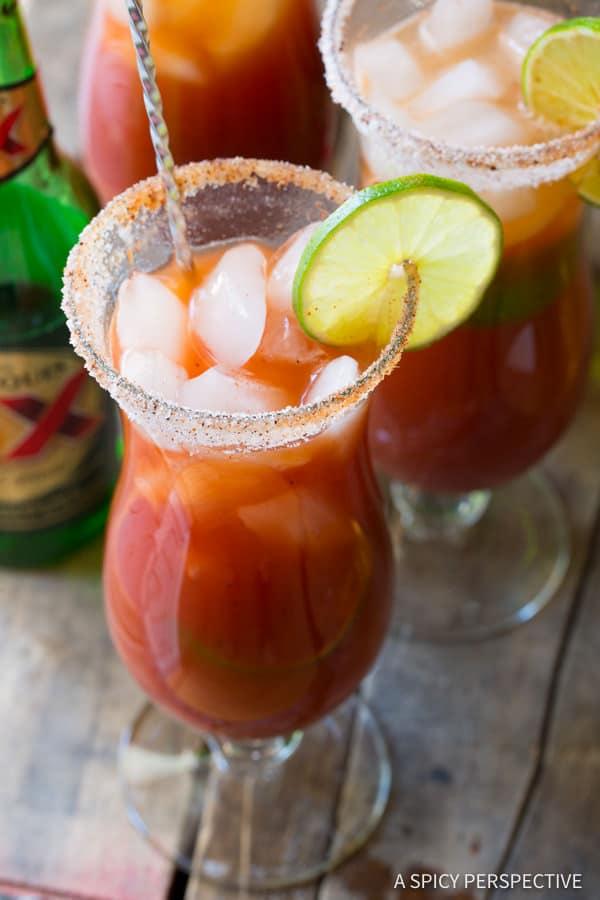 Spicy Michelada Recipe A Spicy Perspective