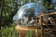 Bubble Hotel Pod