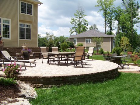 aspinall's landscaping concrete